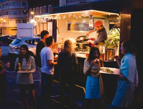 The Best Food Trucks in Cape Town 2018